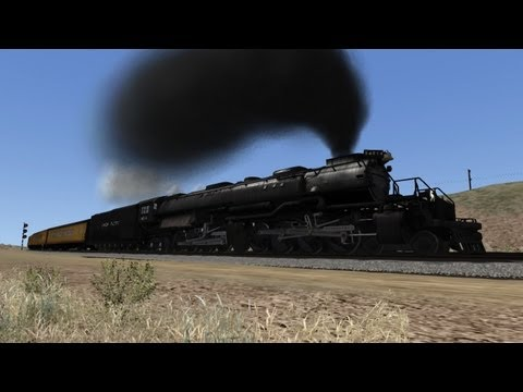Train Simulator 2014 Hd Exclusive: Union Pacific Big Boy 401