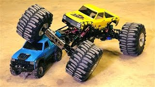 getlinkyoutube.com-RC ADVENTURES - Built: 1/4 Scale 4x4 Killer Krawler 2 FiNALE!  New Years Eve 2016 Special