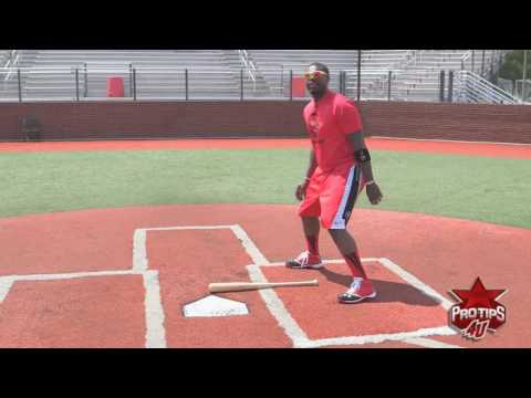 Batting Tips: Positioning in the Batters Box with Brandon Phillips