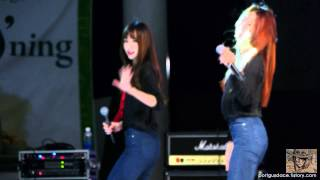 141004 평택 록페스티벌 EXID Whoz That Girl (하니) by ace