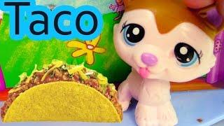 getlinkyoutube.com-LPS - Wow Random TACO - Littlest Pet Shop Toy Playing Video Series Cookieswirlc Part 1
