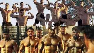 INDIAN 🇮🇳 VS 🇺🇸 AMERICAN BODYBUILDERS | Fitness & Bodybuilding Motivation