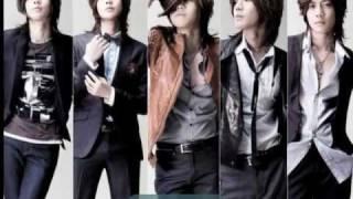 Kim hyun Joong - ss501 - Let me be the one +  eng lyrics