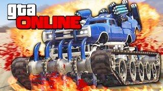 getlinkyoutube.com-GTA 5 Online (PC) - Большой Гигант! #150
