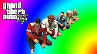 getlinkyoutube.com-GTA 5 Online Funny Moments - Vanoss Gaming PARODY