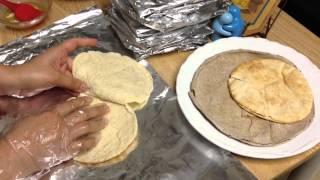getlinkyoutube.com-طريقة عمل العرايس مطبخ رنا بيج اكلات عراقية منوعة