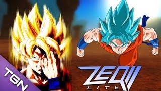getlinkyoutube.com-ZEQ2 lite Revo 5: Goku SSGSS gameplay [S02E14] (German/HD)
