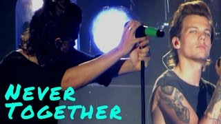 getlinkyoutube.com-Louis & Harry - Never Together // (2014)