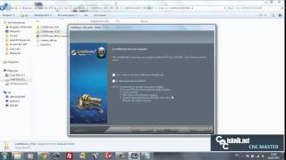 getlinkyoutube.com-CAMWorks 2013  64 bit Installation (Kurulum)