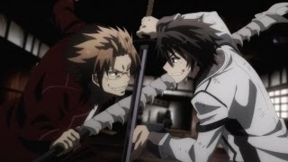 getlinkyoutube.com-Rakudai Kishi no Cavalry - Ikki vs Sword Eater - Fight scene