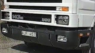getlinkyoutube.com-Scania - factory/plant + first Scania Streamline - 1991