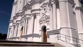 getlinkyoutube.com-Santa & Eduards,  Aglonas Bazilika,  Laulību ceremonijas sākums