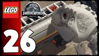 LEGO Jurassic World Gameplay Español Parte 26 - 1080p