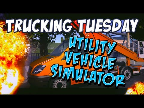 Trucking Tuesday - Utility Simulator