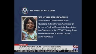 Next EC Boss - The Pulse on JoyNews(18-7-18)