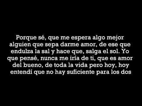 Me Voy De Gerardo Ortiz Letra Y Video Masletrascom
