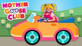 getlinkyoutube.com-Driving in My Car - Mother Goose Club Songs for Children