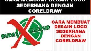 getlinkyoutube.com-DESAIN LOGO CORELDRAW : CARA MEMBUAT LOGO KEREN DI CORELDRAW