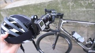 getlinkyoutube.com-Overview of the Feiyu Tech GoPro Wearable Gimbal and Cycling