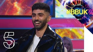 Hussain's Interview With Emma |  Big Brother 2018