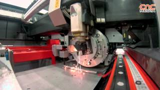 AMADA - FO RI 3015 laser tube and sheet cutting machine [ENG]