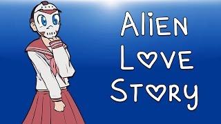 getlinkyoutube.com-Delirious Animated! Ep. 2 (Alien Love Story) By DuDuL