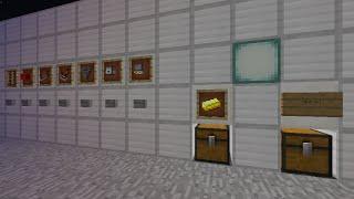 getlinkyoutube.com-Minecraft 連続購入可 自動販売機