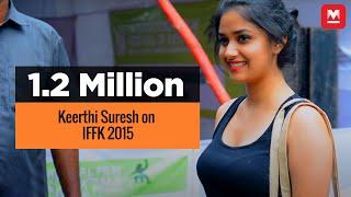 getlinkyoutube.com-Keerthi Suresh on IFFK 2015 | Manorama Online