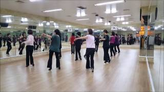 getlinkyoutube.com-Burning Passion Line Dance