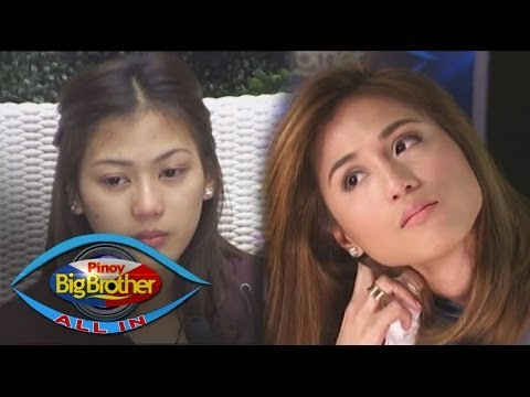 Toni cries as she watches Alex's confession to big brother