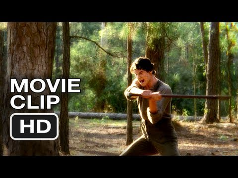 Abraham Lincoln Vampire Hunter Trailer Movie CLIP - One Swing (2012) Timur Bekmambetov Movie HD