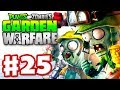 Plants vs. Zombies: Garden Warfare - Gameplay Walkthrough Part 25 - Gardens & Graveyards (Xbox One)