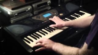 Yamaha PSR-270 Keyboard 100 Auto Accompaniment Styles Part 1/5