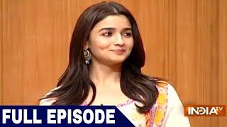 Alia Bhatt in Aap Ki Adalat width=