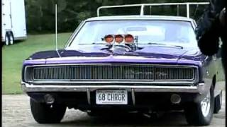 getlinkyoutube.com-Dodge Charger 1968 blown hemi