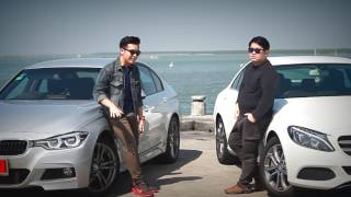 getlinkyoutube.com-[Test Drive] ทดสอบขับ Benz c350e vs BMW 330e