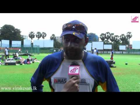 Sri Lanka captain Mahela Jayawardene  in an exclusive interview for Virakesari online
