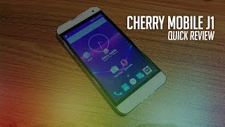 getlinkyoutube.com-Cherry Mobile Flare J1 Quick Review