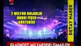 getlinkyoutube.com-Azeri milyarder İsmailov'un oteli Mardan'ın açılışı...