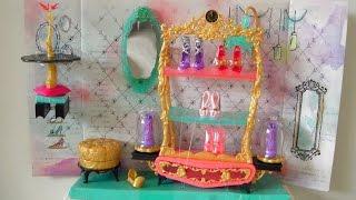 getlinkyoutube.com-The Glass Slipper Shoe Shop - Ever After High