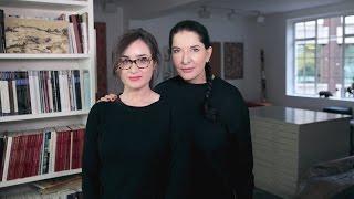 getlinkyoutube.com-The Pool meets Marina Abramovic: The Director's Cut