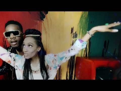 Di Ja ft Patoranking | Falling For You ( Official Music Video )