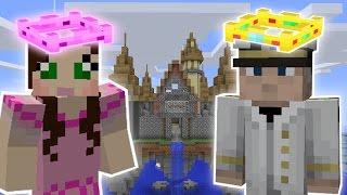 getlinkyoutube.com-Minecraft: KING OF THE CASTLE CHALLENGE - Custom Mod Challenge [S8E2]