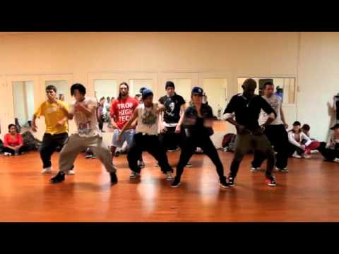 LAURE COURTELLEMONT (Ragga Jam Founder) - DANCEHALL CLASS @JUSTE DEBOUT SCHOOL - PARIS