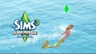 getlinkyoutube.com-[ How to ] The Sims 3 Mermaid วิธีเป็นนางเงือก