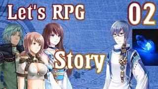 Let's Make an RPG Deutsch #02 Story