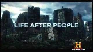 [HST] Life After People - The Fall of Petronas Towers