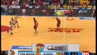 PBA Alaska vs San Miguel - Game 6 Part 2