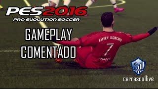 getlinkyoutube.com-PES 2016: Gameplay comentado [HD]