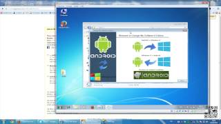 getlinkyoutube.com-Windows 8 auf Android Tablet FAKE (Change My Software 8)